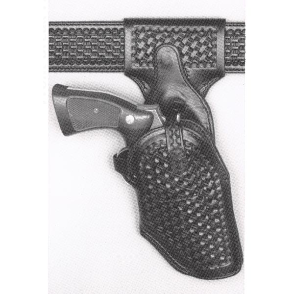 #79 Swivel Front Break Holster