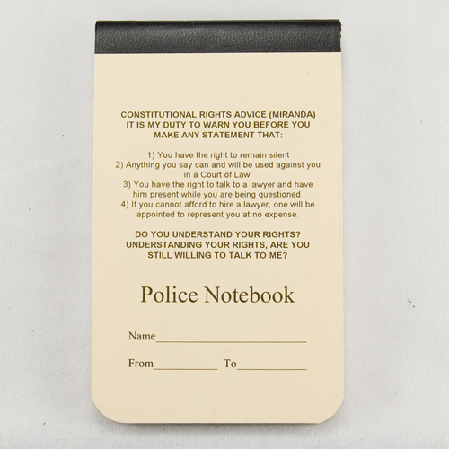 #N36 Medium Notebook